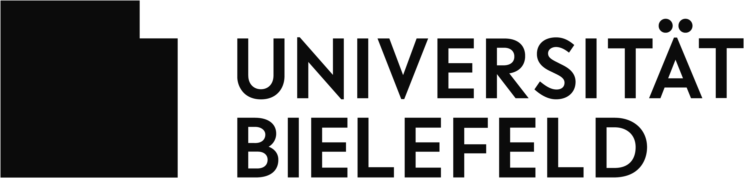 Logo: Universität Bielefeld
